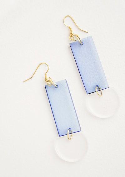 Lennon Lucite Earrings hover