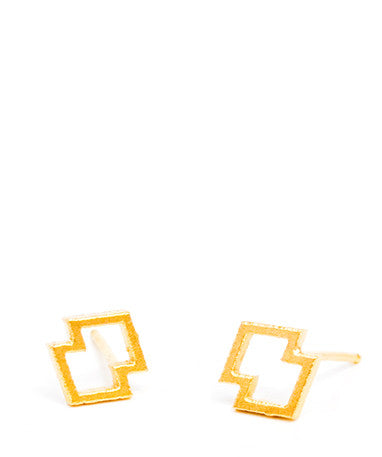 Bolt Stud Earrings - LEIF