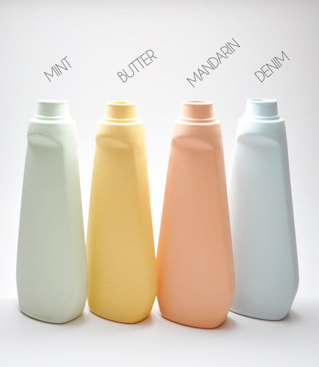 Lotion Bottle Vase - LEIF
