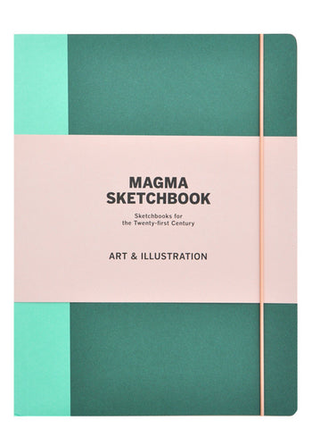 Creative Series Sketchbook - LEIF