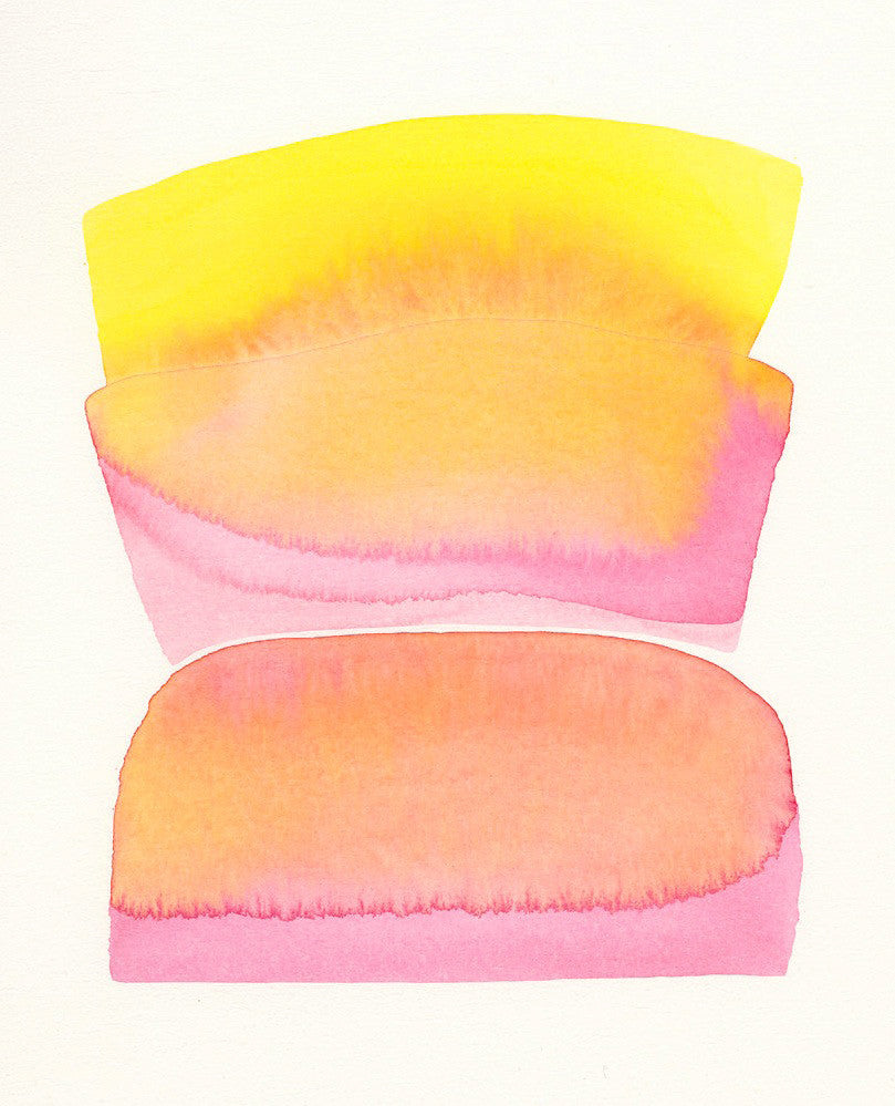 Pink & Yellow Colorform - LEIF