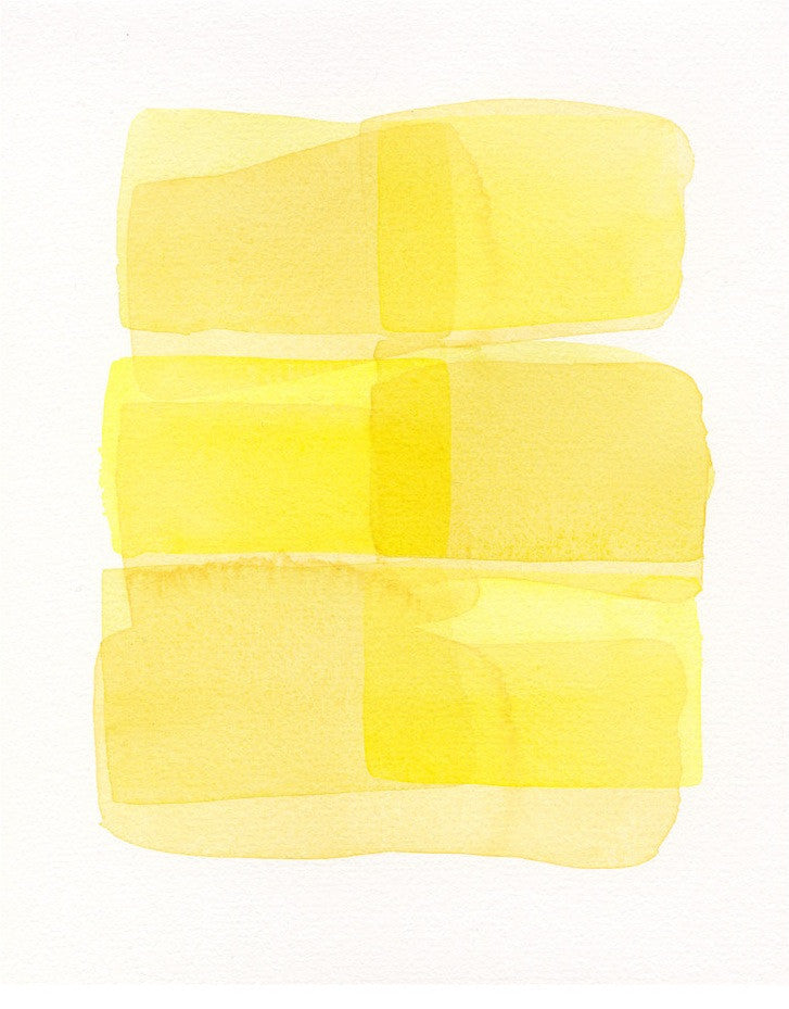 Yellow Alignment, Spine Series - LEIF