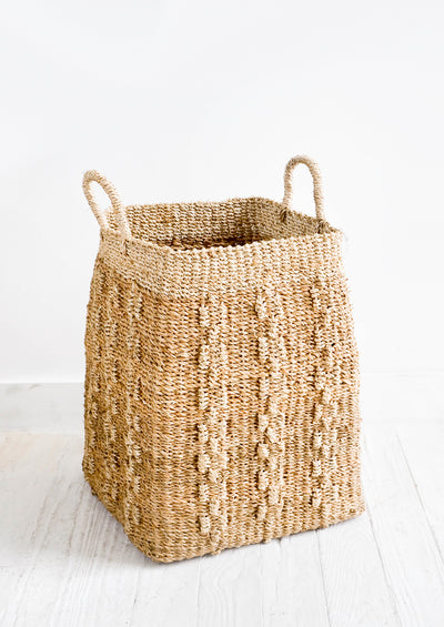 Manila Square Storage Basket