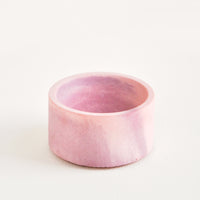 Mauve / Pink: Marbled Incense Holder