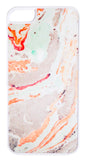 Marbled Print iPhone 5 Case - LEIF
