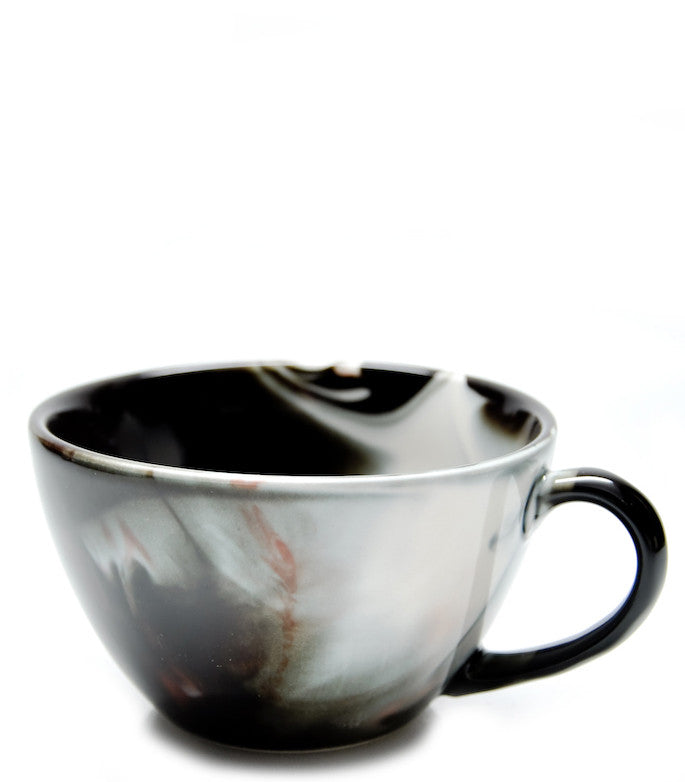 Marbled Latte Mug - LEIF