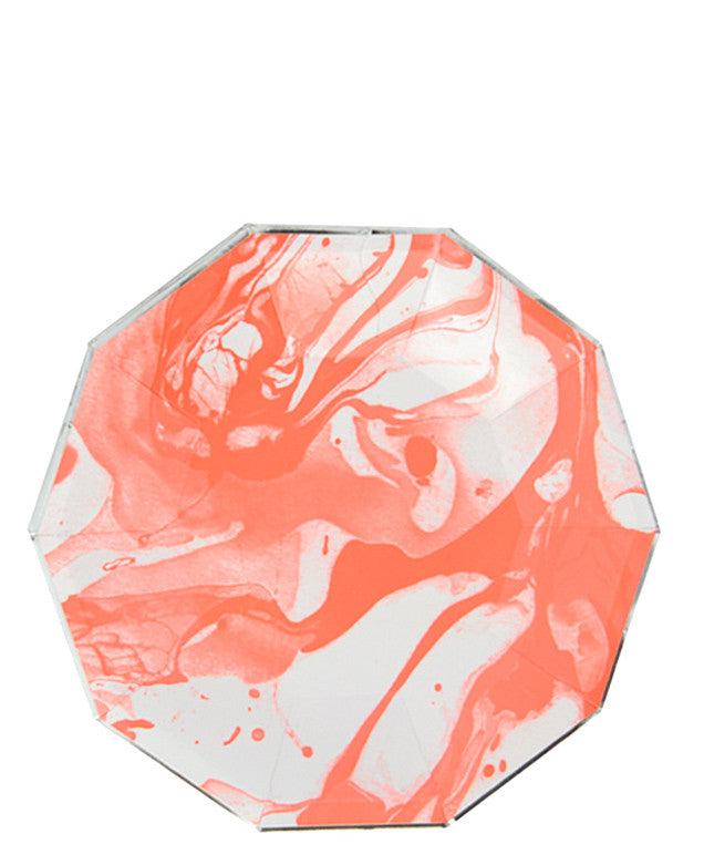 Marbled Paper Plates - LEIF ...  sc 1 st  Leif Shop & Marbled Paper Plates