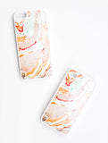 Marbled Print iPhone 5 Case