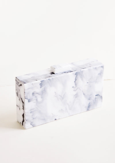 Margot Acetate Clutch