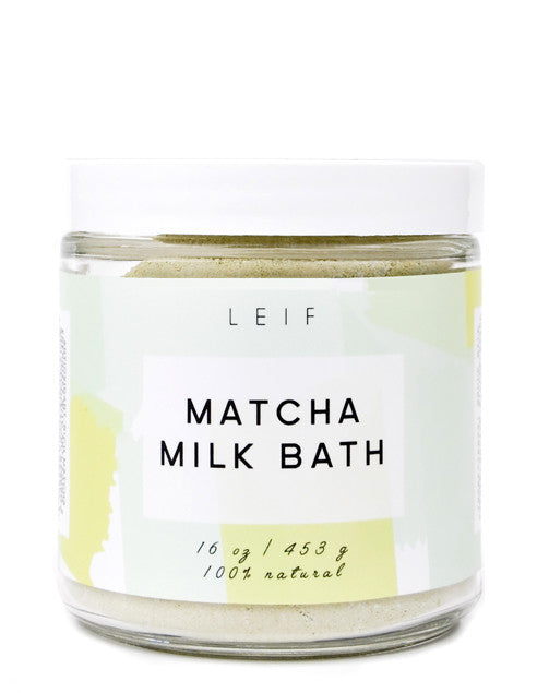 Matcha Milk Bath - LEIF