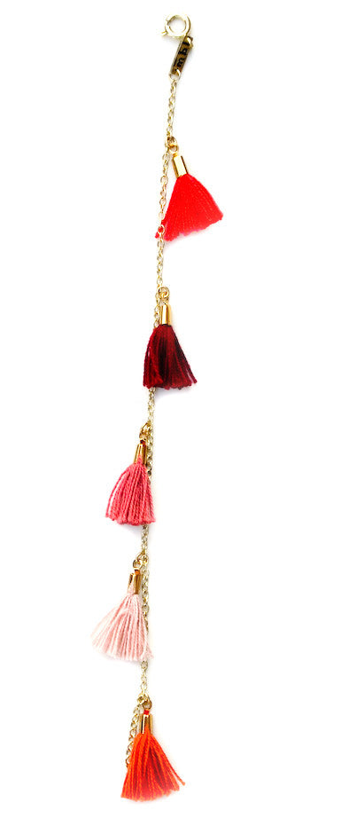 Tassel Bracelet in Sunset - LEIF