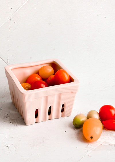 Orchard Ceramic Berry Basket hover