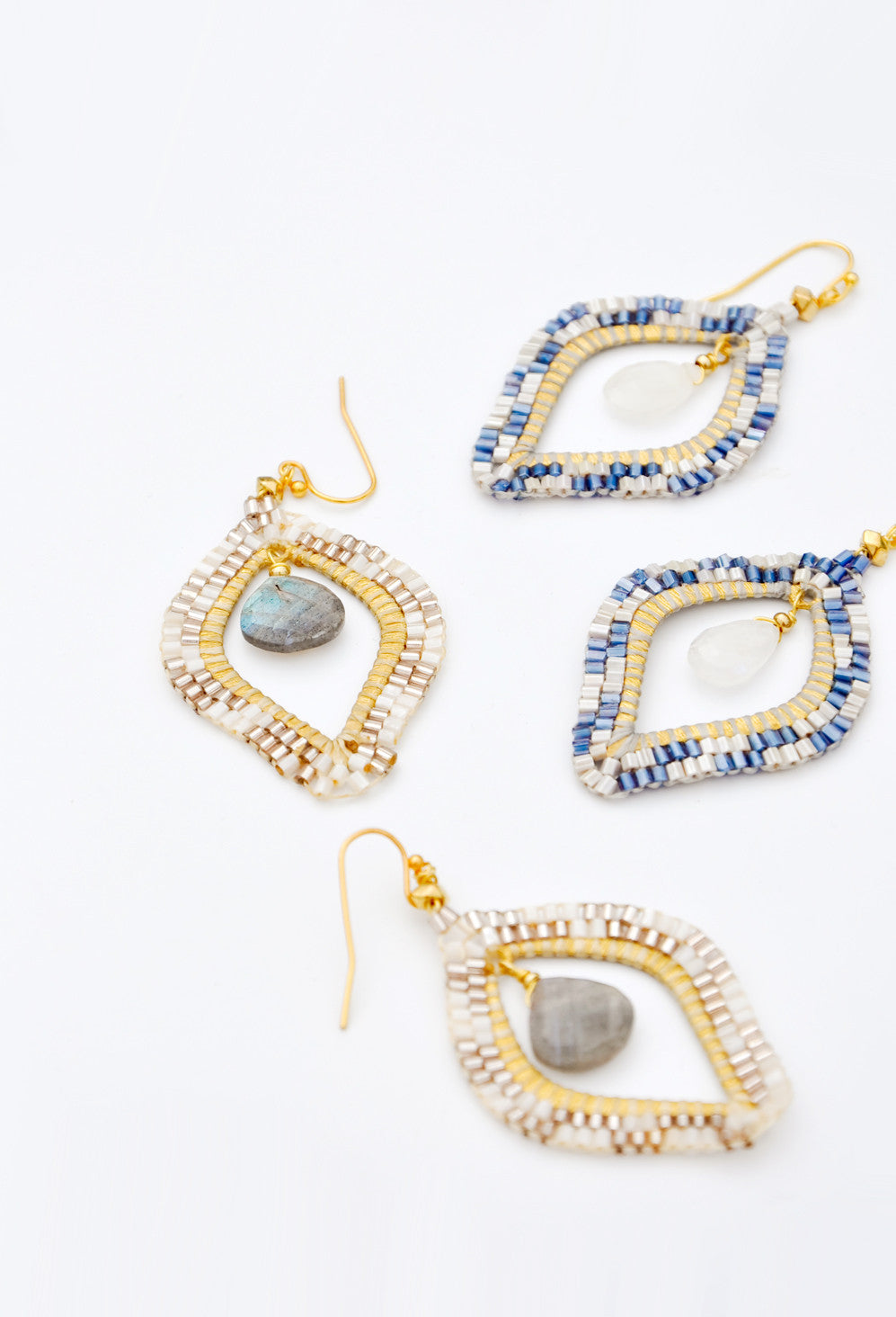 2: Medina Earrings in  - LEIF