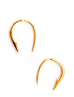 Poke Fishhook Earrings - LEIF