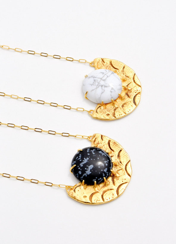 Iris Scale Necklace - LEIF