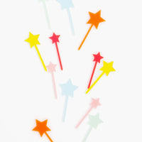 2: Starry Cake Toppers in  - LEIF