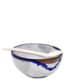 Meteor Luxe Salt Dish & Spoon Set - LEIF