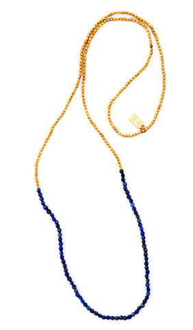 Midnight Lapis Necklace