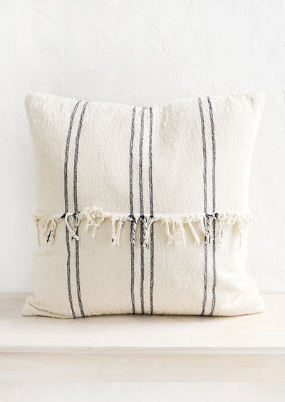 Milford Striped Pillow