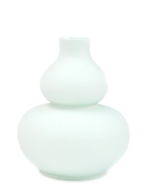 Mint: Mini Vase in Matte Pastel in Mint - LEIF