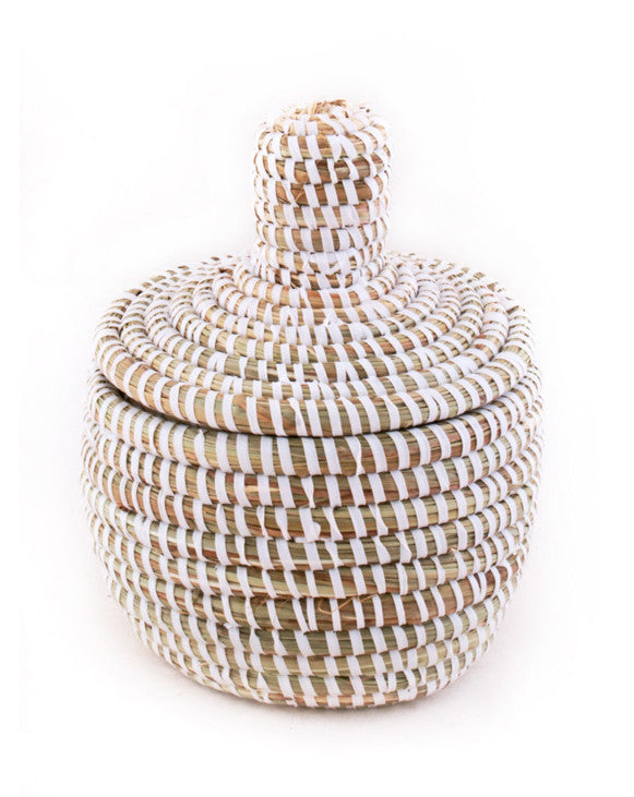 Lidded Mini Basket - LEIF