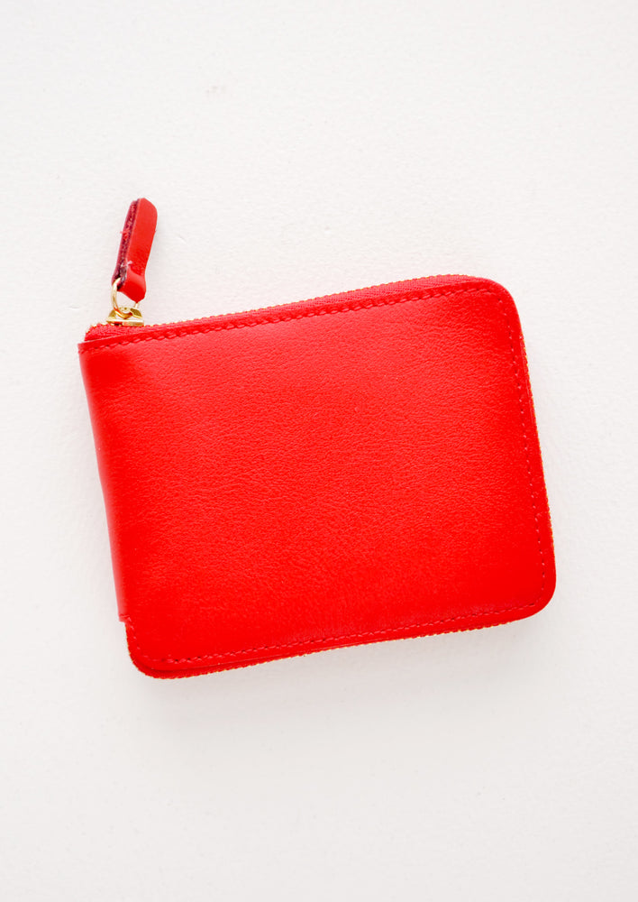 Short [$98.00] / Lolita: Coupe Zip Wallet in Short [$98.00] / Lolita - LEIF
