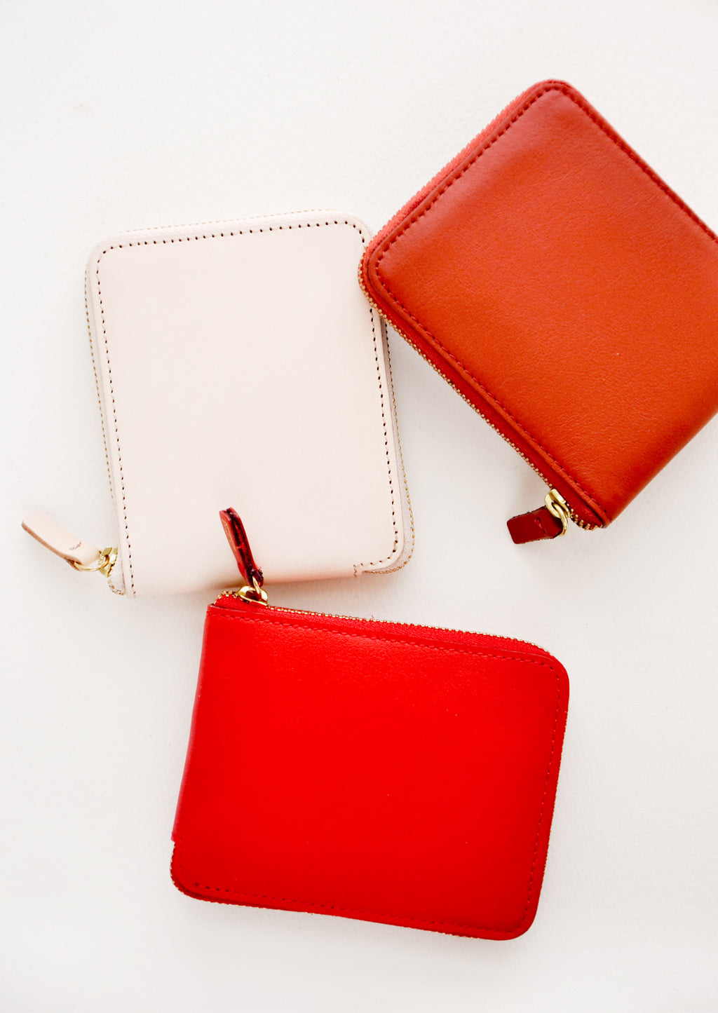 1: Coupe Zip Wallet in  - LEIF