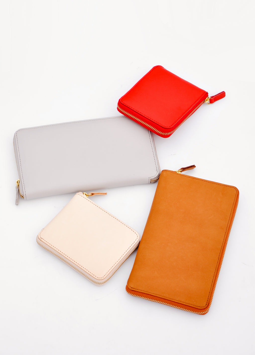 6: Coupe Zip Wallet in  - LEIF