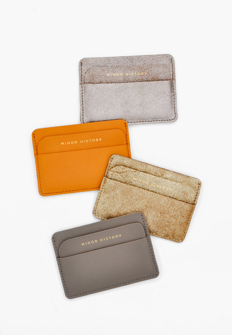 Metro Leather Card Wallet
