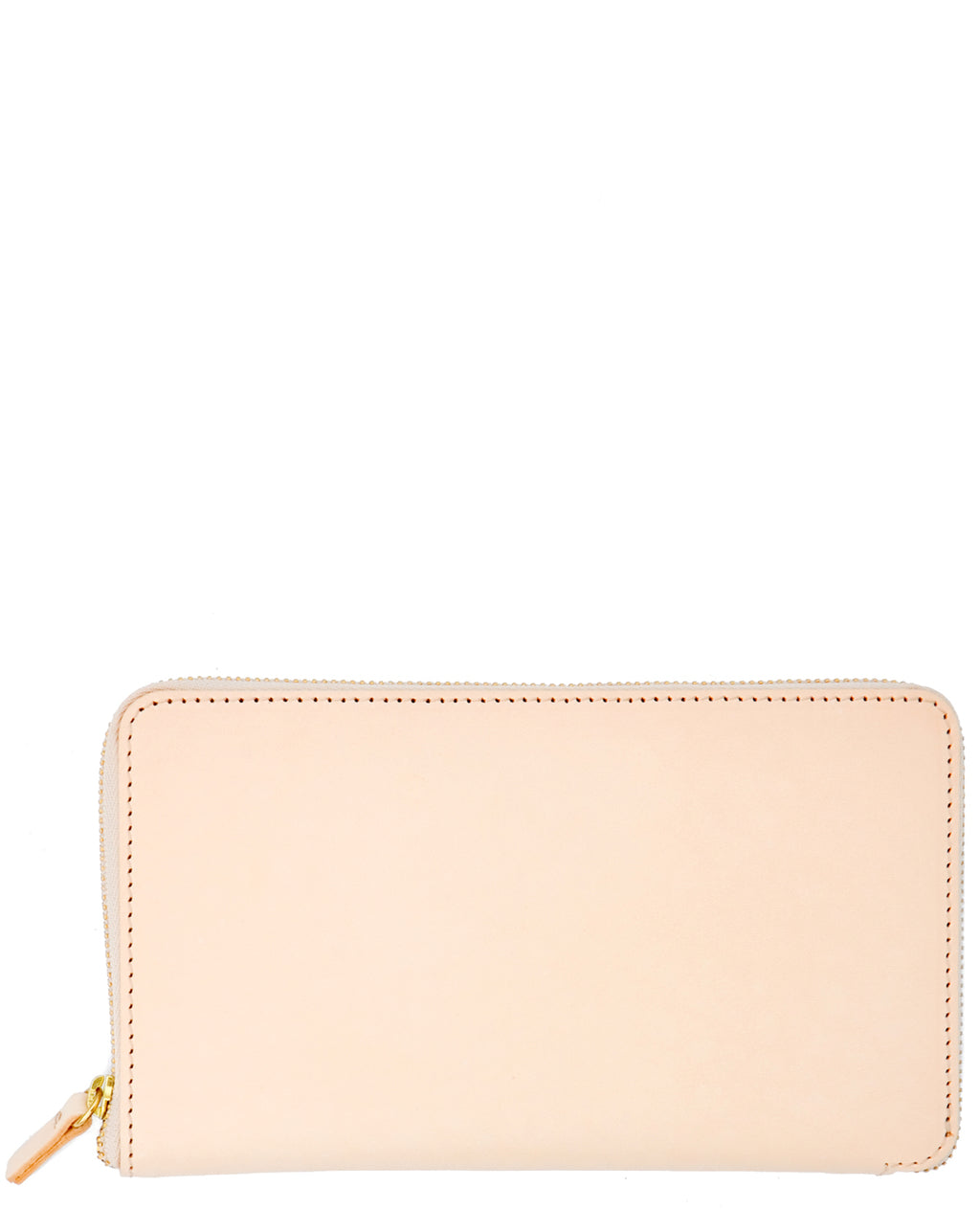 Tall [$114.99] / Natural: Coupe Zip Wallet in Tall [$114.99] / Natural - LEIF