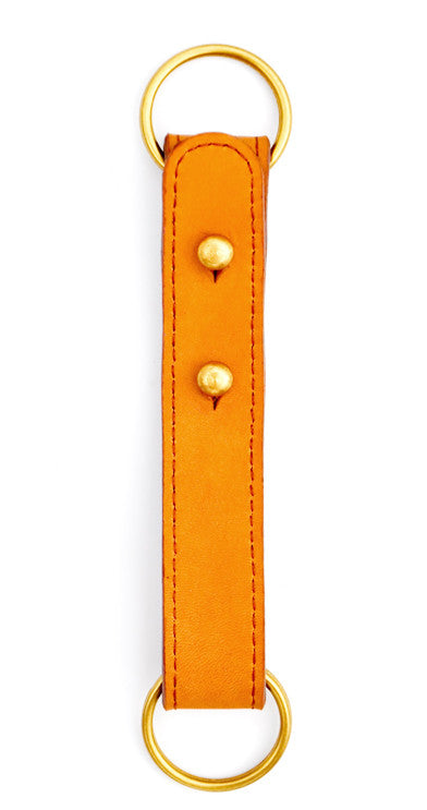 Valet Leather Key Fob