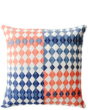 Mirrored Diamonds Pillow - LEIF