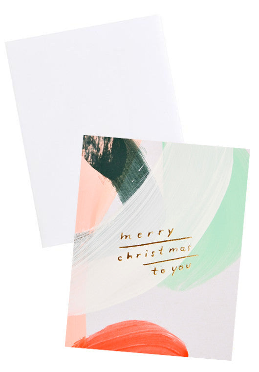 2: Expressionist Christmas Card Set in  - LEIF