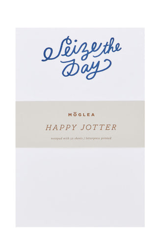 Happy Jotters Notepad - LEIF