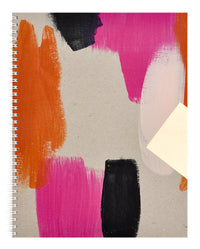 Painted Sketchbook - LEIF