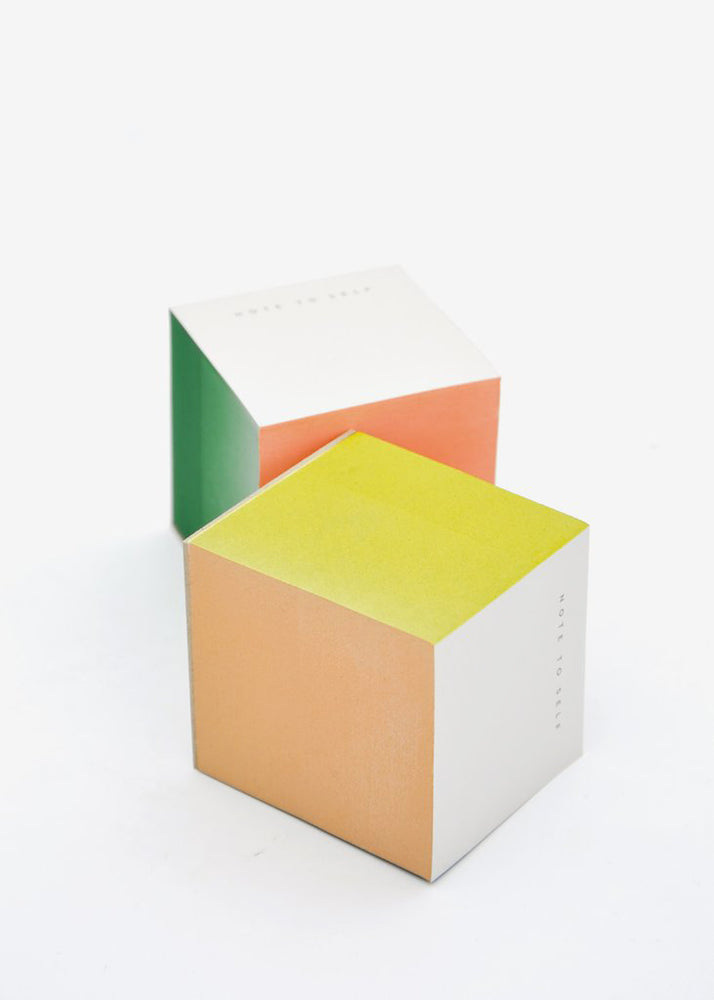 Painted Edge Sticky Notes