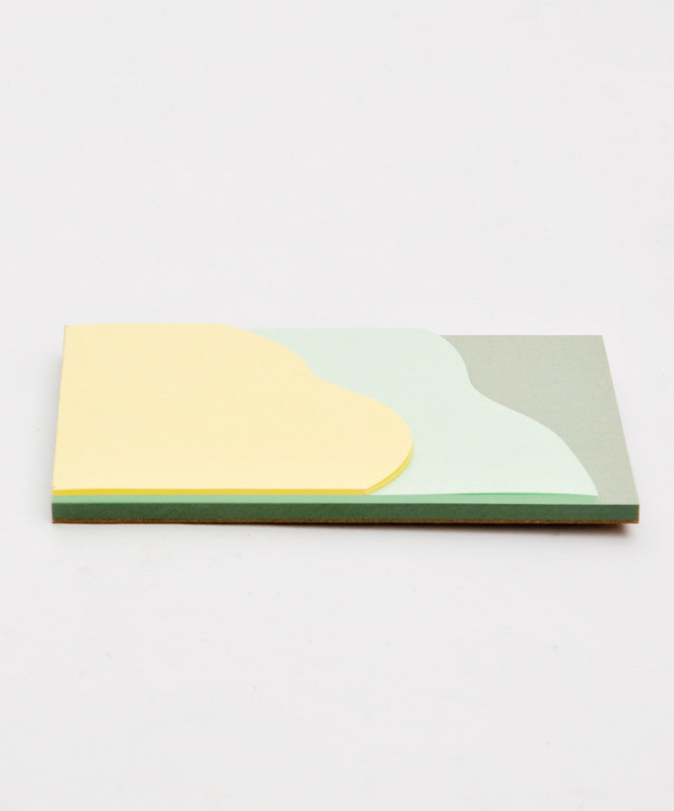 3: Tapestry Jotter Notepad in  - LEIF