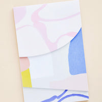 Tapestry Sticky Notes Notepad