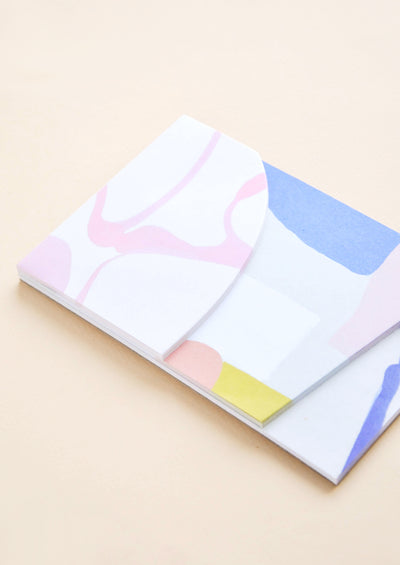 Tapestry Sticky Notes Notepad hover