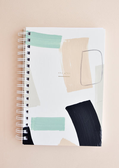 Art Stroke Weekly Planner