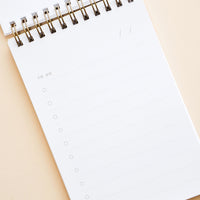 2: Rainbow Splatter To Do List Notepad in  - LEIF