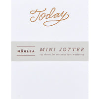 Painted Edge Mini Notepad - LEIF