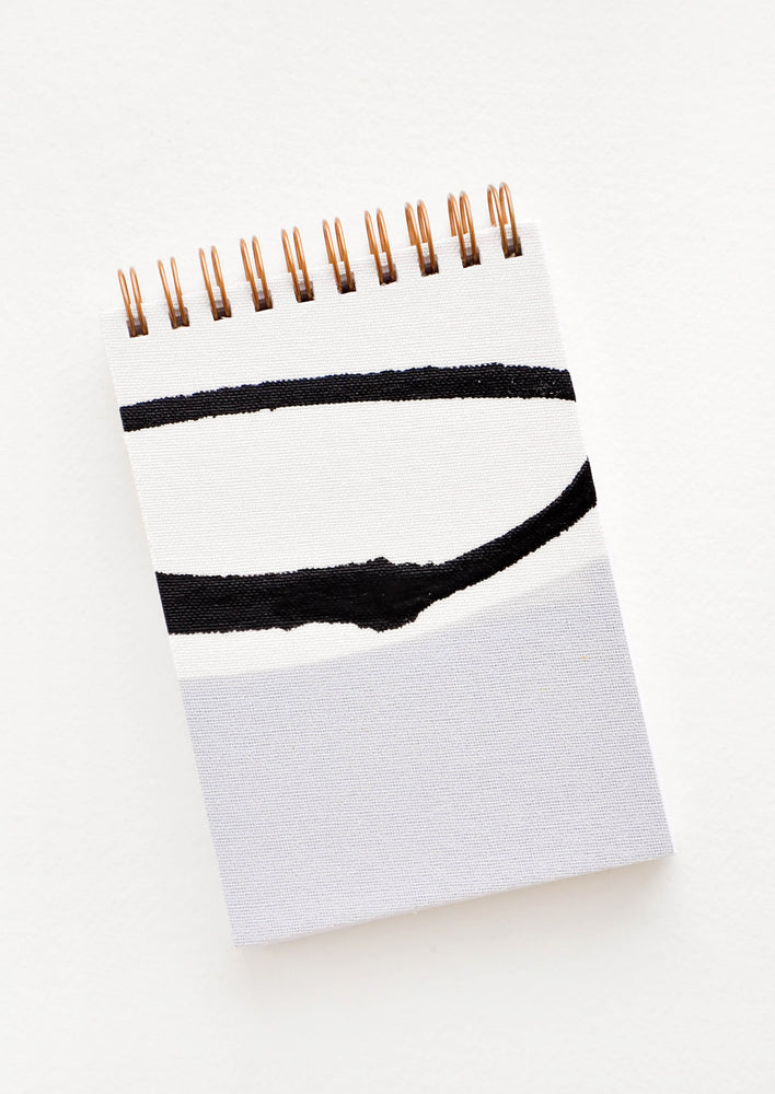 Wave Mini Pocket Notepad