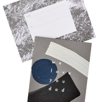 3: We Love You Dad Card in  - LEIF