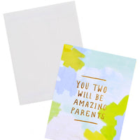 3: You'll Be Amazing Parents Card in  - LEIF