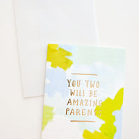 1: You'll Be Amazing Parents Card in  - LEIF