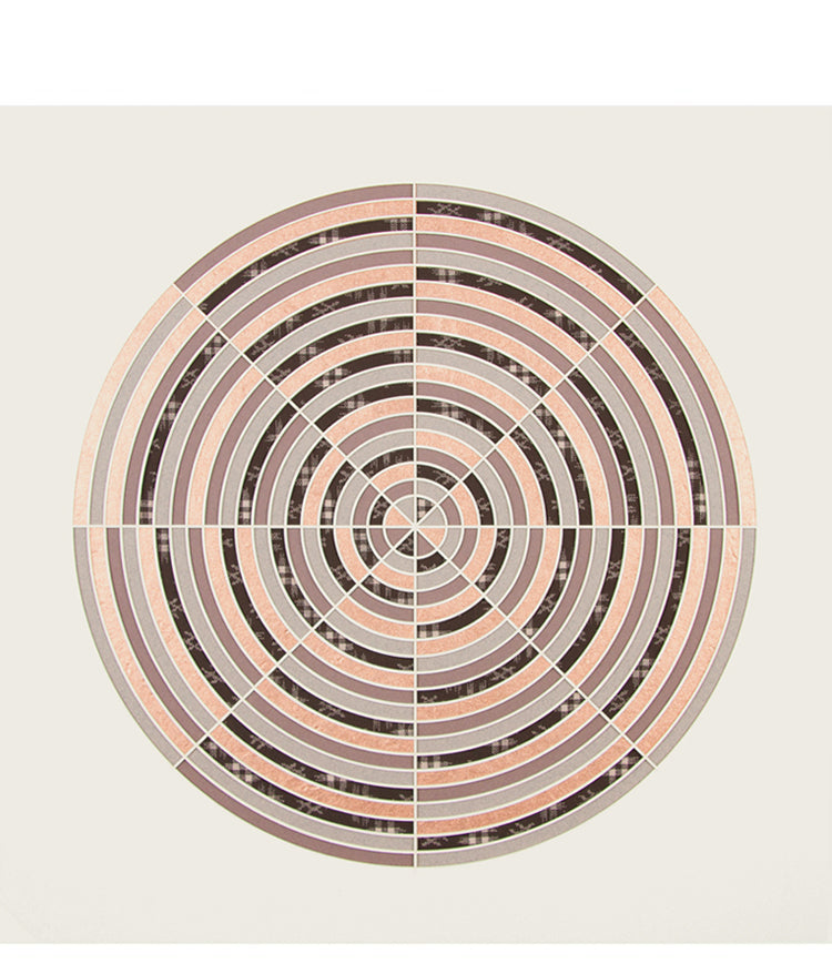 3: Bullseye Laser Cut Artwork in  - LEIF