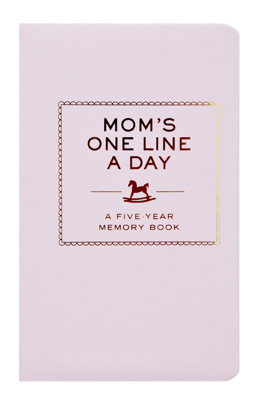 Mom's One Line a Day Journal - LEIF