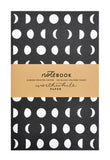 Monochrome Pattern Notebook - LEIF