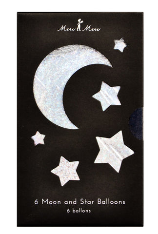 Moon & Star Balloon Kit